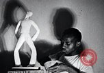 Image of Negro artists United States USA, 1937, second 10 stock footage video 65675032257
