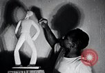 Image of Negro artists United States USA, 1937, second 15 stock footage video 65675032257