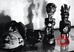 Image of African American art and books New York City USA, 1937, second 12 stock footage video 65675032258