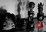 Image of African American art and books New York City USA, 1937, second 15 stock footage video 65675032258