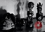 Image of African American art and books New York City USA, 1937, second 16 stock footage video 65675032258