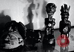 Image of African American art and books New York City USA, 1937, second 19 stock footage video 65675032258