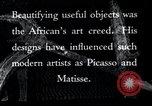 Image of African American art and books New York City USA, 1937, second 56 stock footage video 65675032258