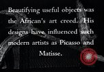 Image of African American art and books New York City USA, 1937, second 57 stock footage video 65675032258