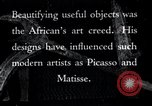Image of African American art and books New York City USA, 1937, second 59 stock footage video 65675032258
