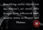 Image of African American art and books New York City USA, 1937, second 60 stock footage video 65675032258