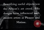 Image of African American art and books New York City USA, 1937, second 61 stock footage video 65675032258