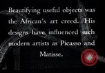 Image of African American art and books New York City USA, 1937, second 62 stock footage video 65675032258