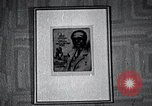 Image of Negro artists United States USA, 1937, second 47 stock footage video 65675032267