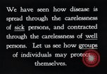 Image of prevention of diseases New York United States USA, 1924, second 24 stock footage video 65675032269