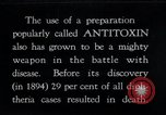 Image of prevention of diseases New York United States USA, 1924, second 1 stock footage video 65675032275