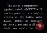 Image of prevention of diseases New York United States USA, 1924, second 3 stock footage video 65675032275