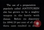 Image of prevention of diseases New York United States USA, 1924, second 8 stock footage video 65675032275
