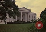 Image of The White House Washington DC USA, 1974, second 15 stock footage video 65675032291