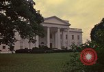 Image of The White House Washington DC USA, 1974, second 21 stock footage video 65675032291