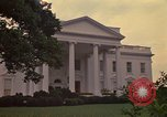 Image of The White House Washington DC USA, 1974, second 33 stock footage video 65675032291