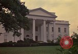 Image of The White House Washington DC USA, 1974, second 34 stock footage video 65675032291