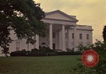 Image of The White House Washington DC USA, 1974, second 36 stock footage video 65675032291