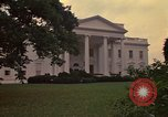 Image of The White House Washington DC USA, 1974, second 37 stock footage video 65675032291