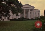 Image of The White House Washington DC USA, 1974, second 38 stock footage video 65675032291