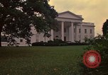 Image of The White House Washington DC USA, 1974, second 40 stock footage video 65675032291