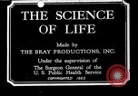 Image of disease causing micro-organisms United States USA, 1922, second 1 stock footage video 65675032292
