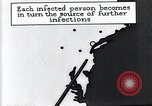Image of way the disease spreads through US map United States USA, 1922, second 59 stock footage video 65675032294