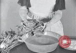 Image of preventing disease and cleansing raw food United States USA, 1922, second 38 stock footage video 65675032295
