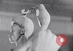 Image of Richmond Barthe sculpture of male and female dancing New York City USA, 1937, second 8 stock footage video 65675032303