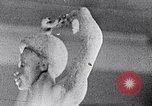 Image of Richmond Barthe sculpture of male and female dancing New York City USA, 1937, second 15 stock footage video 65675032303