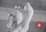 Image of Richmond Barthe sculpture of male and female dancing New York City USA, 1937, second 16 stock footage video 65675032303