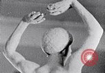 Image of Richmond Barthe sculpture of male and female dancing New York City USA, 1937, second 18 stock footage video 65675032303