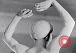 Image of Richmond Barthe sculpture of male and female dancing New York City USA, 1937, second 20 stock footage video 65675032303