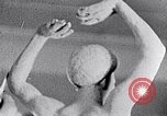 Image of Richmond Barthe sculpture of male and female dancing New York City USA, 1937, second 21 stock footage video 65675032303