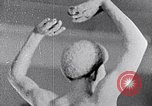 Image of Richmond Barthe sculpture of male and female dancing New York City USA, 1937, second 25 stock footage video 65675032303
