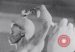 Image of Richmond Barthe sculpture of male and female dancing New York City USA, 1937, second 41 stock footage video 65675032303
