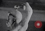 Image of Richmond Barthe sculpture of male and female dancing New York City USA, 1937, second 46 stock footage video 65675032303