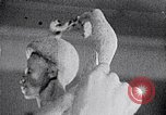 Image of Richmond Barthe sculpture of male and female dancing New York City USA, 1937, second 55 stock footage video 65675032303