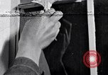 Image of sponge wiper bucket United States USA, 1937, second 1 stock footage video 65675032310