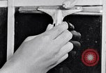Image of sponge wiper bucket United States USA, 1937, second 13 stock footage video 65675032310