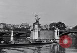 Image of Statue of Liberty France, 1956, second 19 stock footage video 65675032324