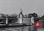 Image of Statue of Liberty France, 1956, second 20 stock footage video 65675032324