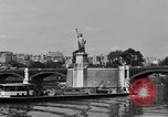 Image of Statue of Liberty France, 1956, second 21 stock footage video 65675032324