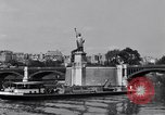 Image of Statue of Liberty France, 1956, second 22 stock footage video 65675032324