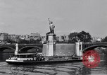Image of Statue of Liberty France, 1956, second 23 stock footage video 65675032324