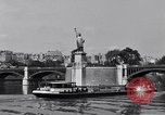 Image of Statue of Liberty France, 1956, second 25 stock footage video 65675032324