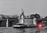 Image of Statue of Liberty France, 1956, second 26 stock footage video 65675032324