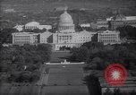 Image of Building of dept of agriculture and commerce White House Capitol Washington DC USA, 1939, second 16 stock footage video 65675032326