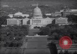 Image of Building of dept of agriculture and commerce White House Capitol Washington DC USA, 1939, second 17 stock footage video 65675032326