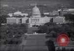 Image of Building of dept of agriculture and commerce White House Capitol Washington DC USA, 1939, second 18 stock footage video 65675032326